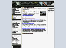 writing-tipstoday.com