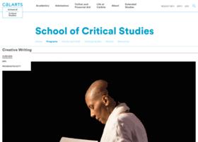writing.calarts.edu