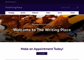writing.northwestern.edu