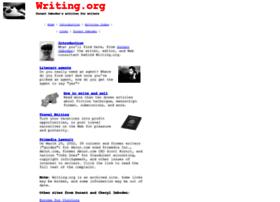 writing.org