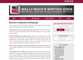 writingabookwithwally.com