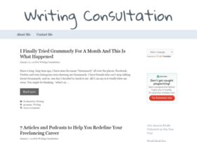 writingconsultation.com