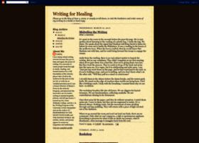 writingforhealing.blogspot.com