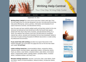 writinghelpcentral.com