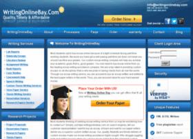 writingonlinebay.com