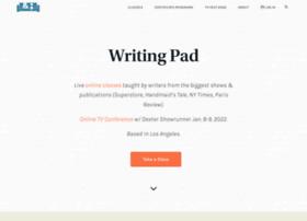 writingpad.com