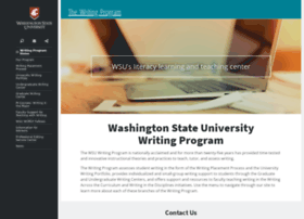 writingprogram.wsu.edu