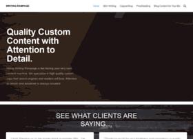 writingrampage.com