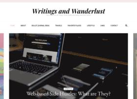 writingsandwanderlust.com