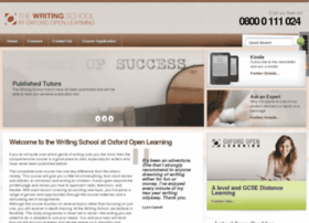 writingschool.co.uk