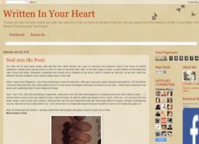 writtennurheart.blogspot.com