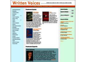 writtenvoices.com