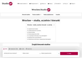 wroclaw.studia.net