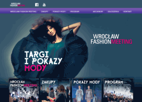 wroclawfashionmeeting.pl
