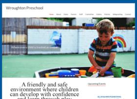 wroughtonpreschool.co.uk
