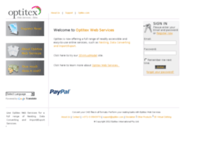 ws.optitex.com