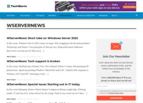 wservernews.com