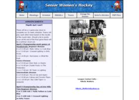 wshl.hockeyleaguestats.com