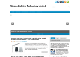 wsledlighttechnology.blogspot.in