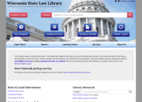 wsll.state.wi.us