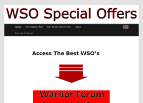 wsospecialoffers.wordpress.com