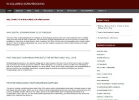 wsquaredscrapbooking.com