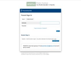 wssu.powerschool.com