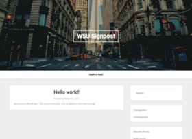 wsusignpost.com