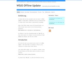 wsusoffline.com
