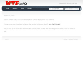 wtfcalls.co.uk