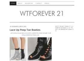 wtforever21.com