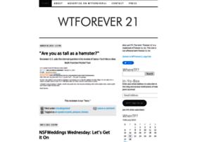 wtforever21.wordpress.com