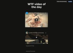 wtfvideooftheday.com