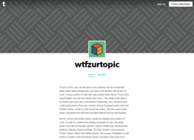 wtfzurtopic.tumblr.com