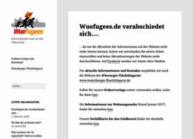 wuefugees.de