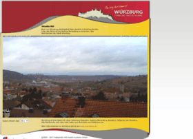 wuerzburgwebcam.de