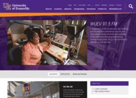 wuev.evansville.edu