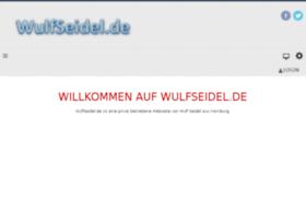 wulfseidel.de