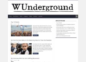 wunderground.wustl.edu