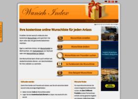 wunsch-index.de