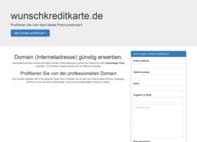 wunschkreditkarte.de