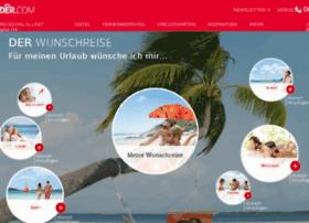 wunschreise.der.com