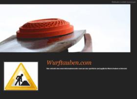 wurftauben.com