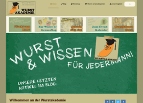 wurstakademie.com
