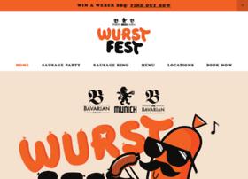 wurstfest.com.au