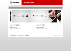 wurthtpms.com
