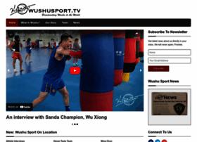wushusport.tv