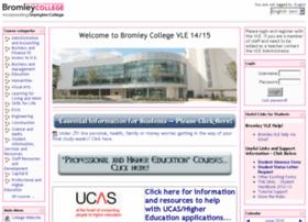 wvle.bromley.ac.uk