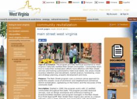wvmainstreet.org