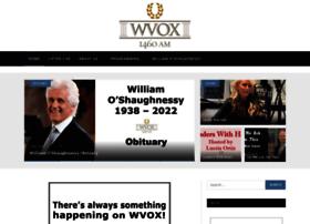 wvox.com